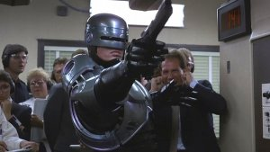 Giant RoboCop to Loom Over Detroit in 2014