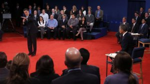 TiVo: Debate's Most Popular Moment was Women's Pay Question (Video)