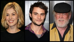 Rosamund Pike, Shiloh Fernandez and Nick Nolte to Star in 'Return to Sender'