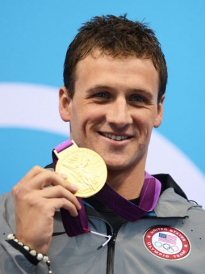 London 2012: Ryan Lochte Reveals What He Finds Sexy in Women's Fashion