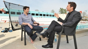 Ryan Seacrest Talks Olympic Controversies, Michael Phelps Prep and 'Idol's' Mariah Carey (Q&A)