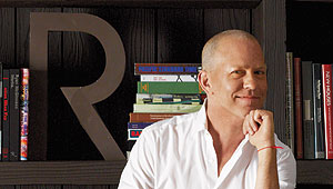 At Home With Ryan Murphy