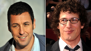 Adam Sandler, Kevin James and Andy Samberg Join 'Hotel Transylvania' Voice Cast