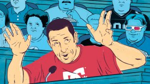 'Grown Ups 2' Presents Big Test for Adam Sandler (Analysis)