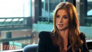 'Suits': Sarah Rafferty on Harvey's Love Life and Donna/Stephen Showdown (Video)