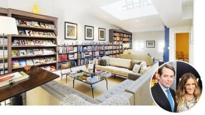Sarah Jessica Parker Lists Home for $25 Million