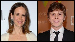 'American Horror Story': Sarah Paulson, Evan Peters Returning for Season 3