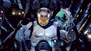 'Pacific Rim' Trailer Boasts Monsters, Robots and Fiery Oratory (Video)
