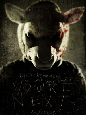 'You're Next' Trailer: This Family Reunion is Way Worse Than Yours (Video)