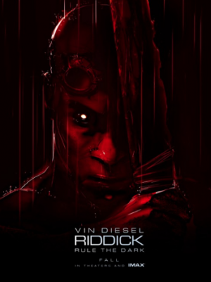 Comic-Con: Vin Diesel Hopes to Relaunch a Franchise With 'Riddick'