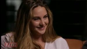 Comic-Con: 'Divergent' Star Shailene Woodley's Plans for a Zombie Apocalypse? Tobacco (Video)