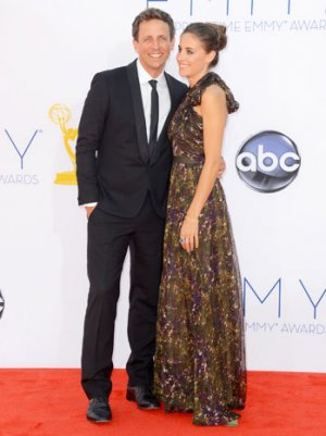 Seth Meyers Marries Lawyer Alexi Ashe