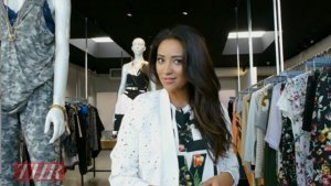 Inside 'Pretty Little Liars' Star Shay Mitchell's Fashionable World (Video)