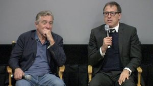 David O. Russell and Robert De Niro Reminisce About 'Silver Linings Playbook' (Exclusive Video)