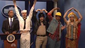 'SNL' Takes on Budget Sequester in Cold Open