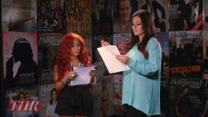 THR Auditions: Snooki & JWOWW Do 'Laverne & Shirley' (Video)