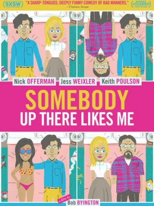 Nick Offerman Goes Indie in Trailer for 'Somebody Up There Likes Me' (Video)