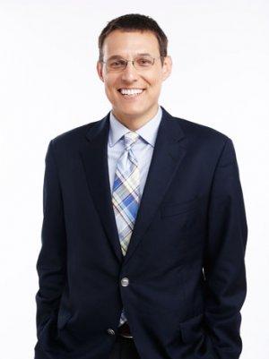 Steve Kornacki Replaces Chris Hayes on MSNBC's 'Up'