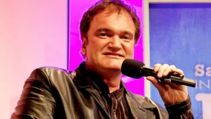 Last-Minute Honoree Quentin Tarantino Talks Writing in Santa Barbara
