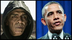 In History's 'The Bible,' Satan Looks Like President Obama (Photo)