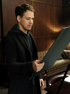 'The Good Wife': T.R. Knight Previews His Return to TV and Being Eli's Latest Problem
