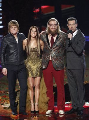 'The Voice' Recap: Season 3 Winner Is Crowned