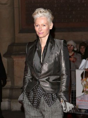 Tilda Swinton Honors David Bowie with Moving Speech: 'The Freak Becomes the Great Unifier'