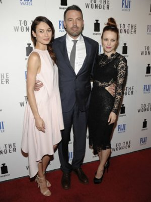 'To The Wonder' Premiere: Ben Affleck on What He 'Stole' From Terrence Malick