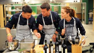 'Top Chef Seattle' Recap: Geoduck, Geoduck, Quail