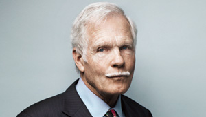 Ted Turner Apologizes for Saying Soldier Suicide Is 'Good'