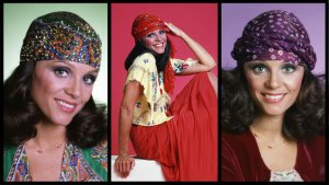 The Story Behind Valerie Harper's Signature Head Scarves