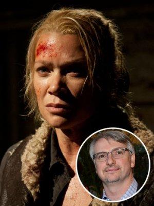 Emmys: 'Walking Dead's' Glen Mazzara on Killing a Beloved Character