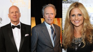 Hollywood's GOP Supporters Include Bruce Willis, Sarah Michelle Gellar, Clint Eastwood (Photos)