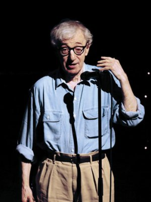 Woody Allen Considers Return to Stand-Up, Says 'Blue Jasmine' Star