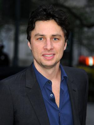 Zach Braff Criticizes Morgan Freeman While Defending Kickstarter Campaign (Video)