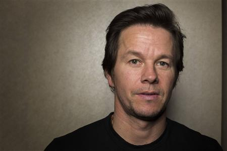 "File photo of actor Mark Wahlberg poses for a portrait while promoting the film ""Lone Survivor"" in New York"