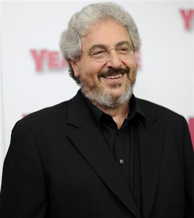 "Actor/director Harold Ramis arrives for the premiere of ""Year One"" in New York June 15, 2009. REUTERS/Stephen Chernin/Files"