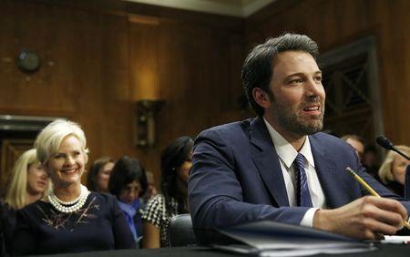 Ben Affleck testifies before Senate Foreign Relations Committee in Washington