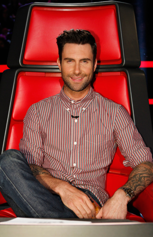 Adam Levine Signs Development Deal with NBC