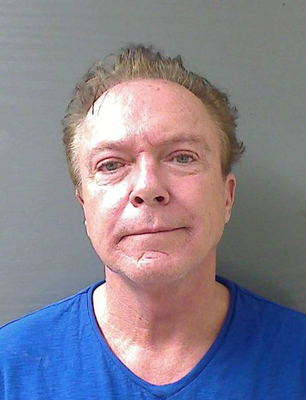 David Cassidy Charged With Drunken Driving