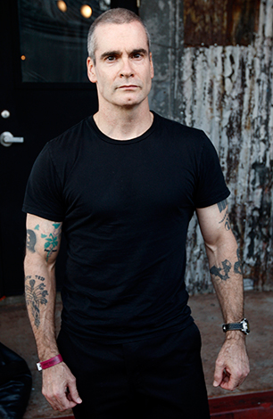 Henry Rollins Does Not Enjoy the Music We Cover in Rolling Stone
