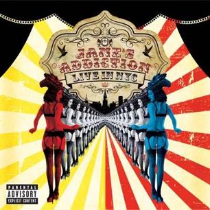 Jane's Addiction Go 'Live in NYC' - Album Premiere