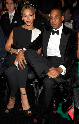 Jay-Z: Beyonce Not Pregnant