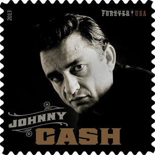 Johnny Cash to Be Honored With Postage Stamp