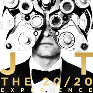 Justin Timberlake Unveils '20/20 Experience' Cover, Track Listing