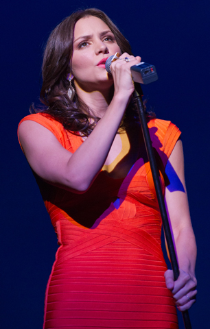 Katharine McPhee Branching Out Into EDM and Pop on Next Album