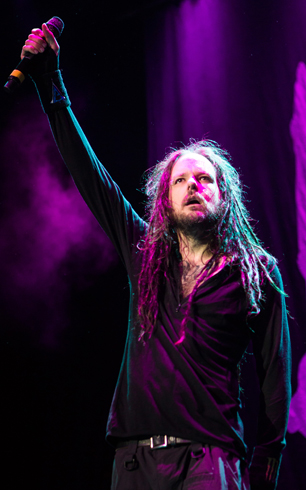 Korn Explore 'The Paradigm Shift,' Jonathan Davis' Rehab on New Album