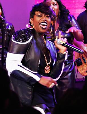 Missy Elliott Debuts New Music at KCON