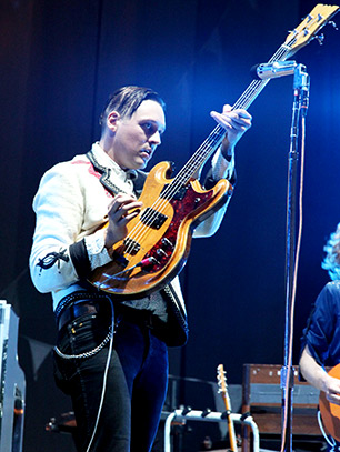 Report: New Arcade Fire Release Date Emerges