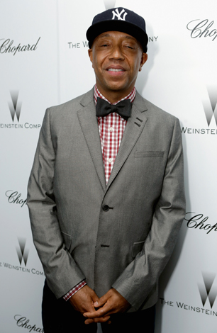 Russell Simmons Signs Deal With HBO